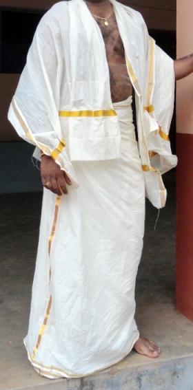 Mundu_Dhothi_Veshti_Kerala_Style_മുണ്ട്